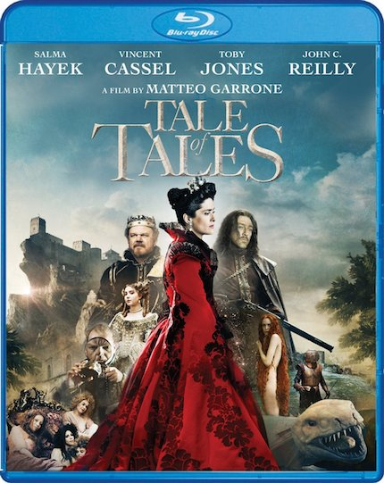 Blu-ray Review: TALE OF TALES Is Lofty, But Is it Good?