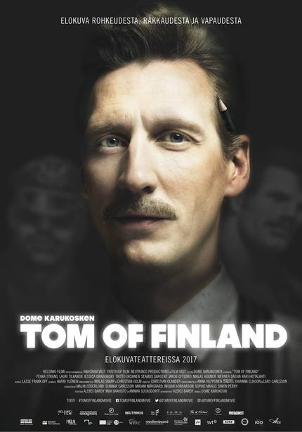TOM OF FINLAND Gets Its First Poster ***UPDATE***