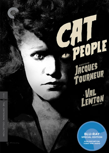 Blu-ray Review: CAT PEOPLE, Subtle and Stunning, All Over Again