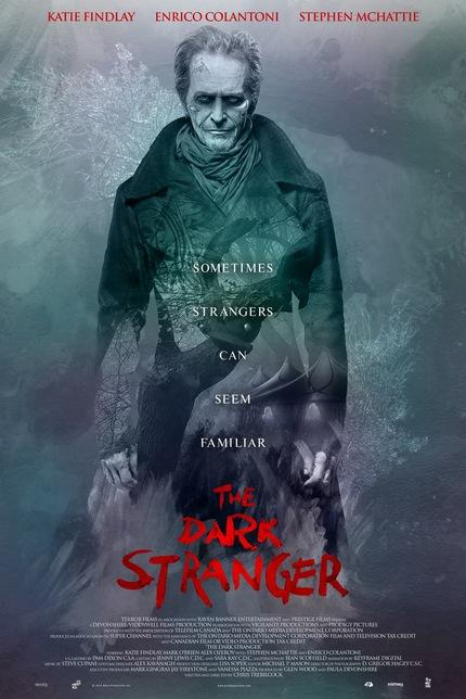 Stephen McHattie and The Dark Stranger Give Leah 'Stranger Danger'