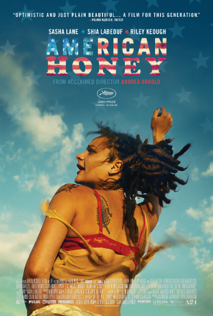 Review: AMERICAN HONEY, Touching, Optimistic and Just Plain Beautiful