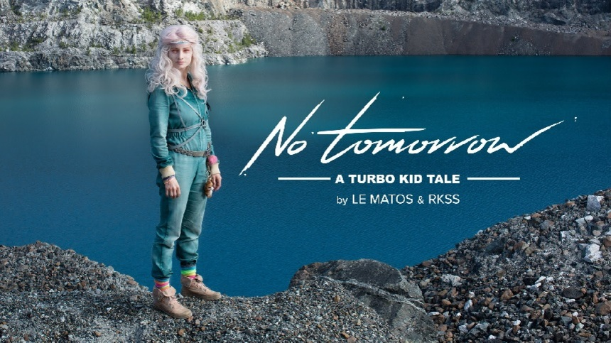 TURBO KID: Turn Your Joy Up To 11 With This Apple Prequel Music Video