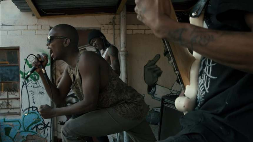 Catch A Glimpse Of Soweto's Extreme Music Scene With Documentary Short BLACK BLACK METAL