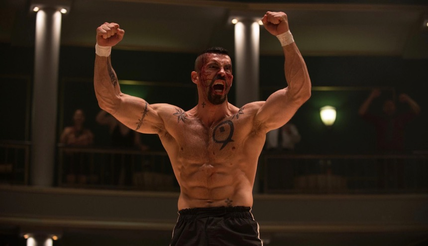 Fantastic Fest 2016 Review: BOYKA: UNDISPUTED Brings the Pain, In and Outside the Ring
