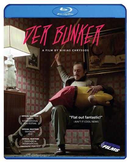Blu-ray Review: DER BUNKER Is Still Really Weird