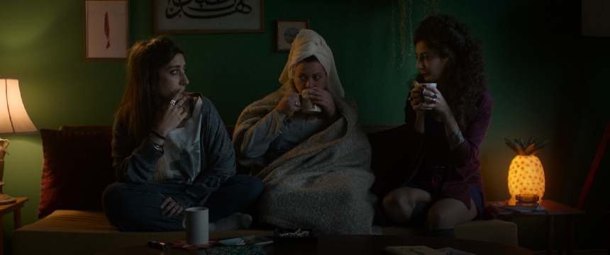 Toronto 2016 Exclusive: BAR BAHAR (IN BETWEEN) Trailer Teases a Vibrant Experience