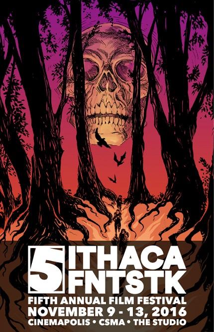 Ithaca Fantastik 2016: Full Lineup Revealed!