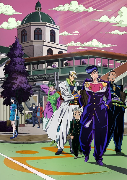 WB And Toho Will Produce Takashi Miike's Adaptation of JOJO'S BIZARRE ADVENTURE