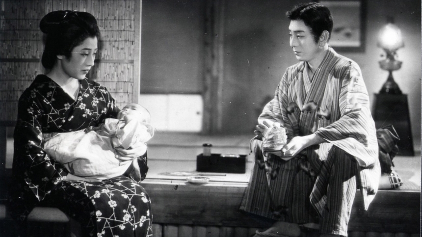 Blu-ray Review: Mizoguchi's THE STORY OF THE LAST CHRYSANTHEMUM Takes Root with Criterion
