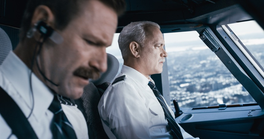 Review: Hanks Sticks the Landing, But SULLY Fails to Soar