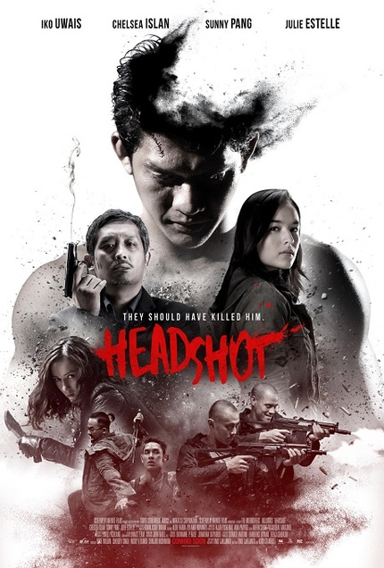 HEADSHOT: Iko Uwais Takes A Pounding In New US Trailer