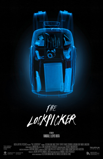 THE LOCKPICKER: Watch The Haunting First Trailer For Randall Okita's Dark Teen Drama