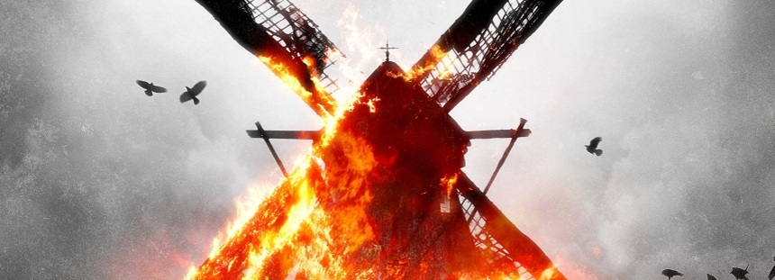 THE WINDMILL: Key Art For The Dutch Slasher, Coming This October