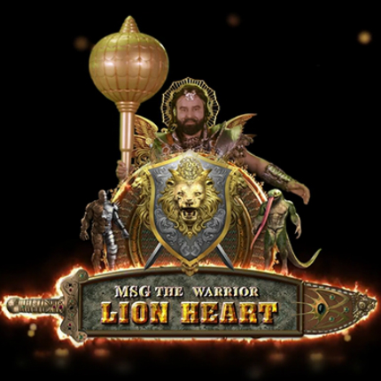 Watch This: MSG THE WARRIOR: LION HEART Trailer
