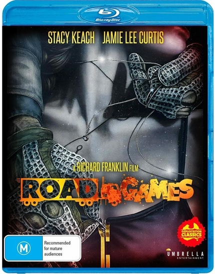 Blu-ray Review: Aussie Classic ROAD GAMES Arrives In HD