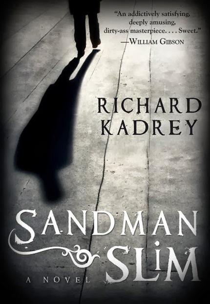 Richard Kadrey's SANDMAN SLIM Novels Picked up by Studio 8