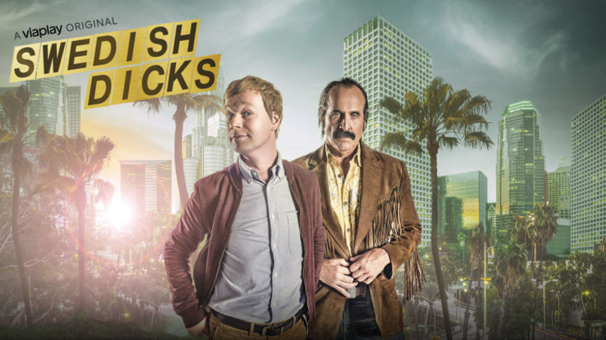 SWEDISH DICKS: Watch The Trailer For Peter Stormare Comedy