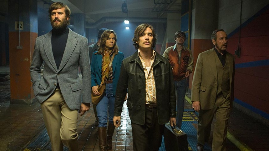 Toronto 2016 Review: FREE FIRE Brings Guns Blazing Glory From Beginning to End