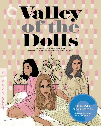 Now on Blu-ray: VALLEY OF THE DOLLS and BEYOND, The American Dream Melts Into Psychedelic Mush On Criterion Blu