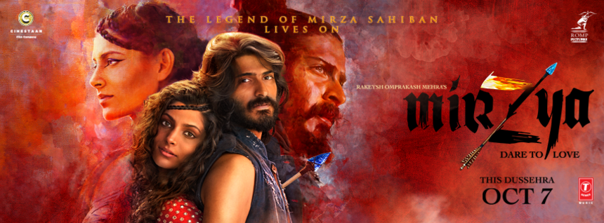 Review: MIRZYA, A Story Of Star-Crossed Lovers Goes Kaput