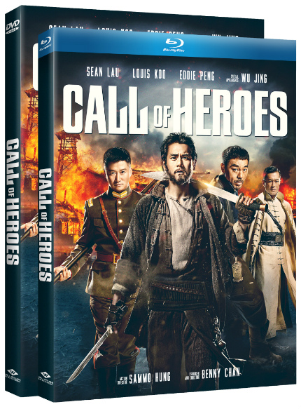 Watch Exclusive CALL OF HEROES Trailer, See Box Art, Be Happy