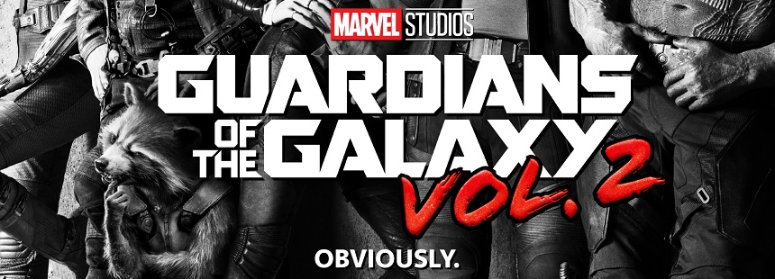 First Teaser Poster For GUARDIANS OF THE GALAXY VOL. 2