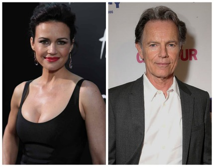 GERALD'S GAME: Production Begins, Carla Gugino And Bruce Greenwood Lead Cast