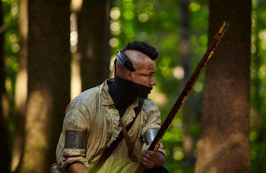 MOHAWK: The First Still From Ted Geoghegan's Much Anticipated New Film