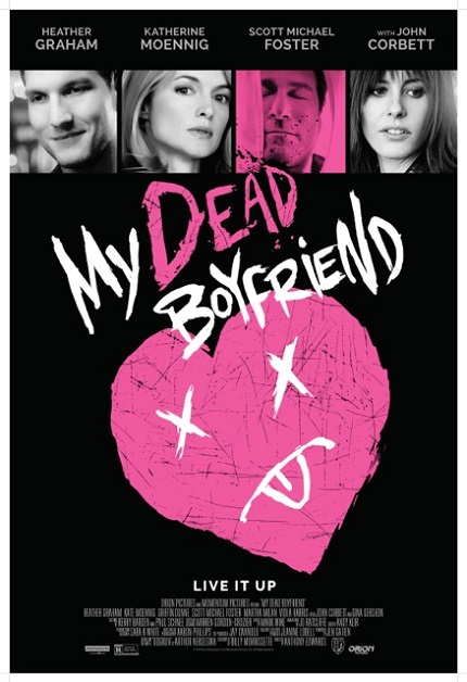 Exclusive MY DEAD BOYFRIEND Clip: Heather Graham Meets The Seventeenth Guy at a Bar