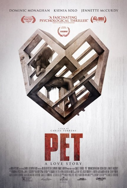 PET Trailer: Dominic Monaghan is a Creep in Acclaimed Thriller