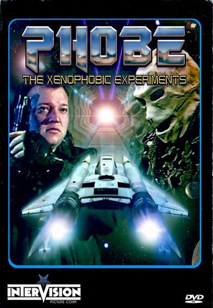 DVD Review: PHOBE: THE XENOPHOBIC EXPERIMENTS Is The Canadian Sci-Fi Classic You Never Knew You Couldn't Live Without