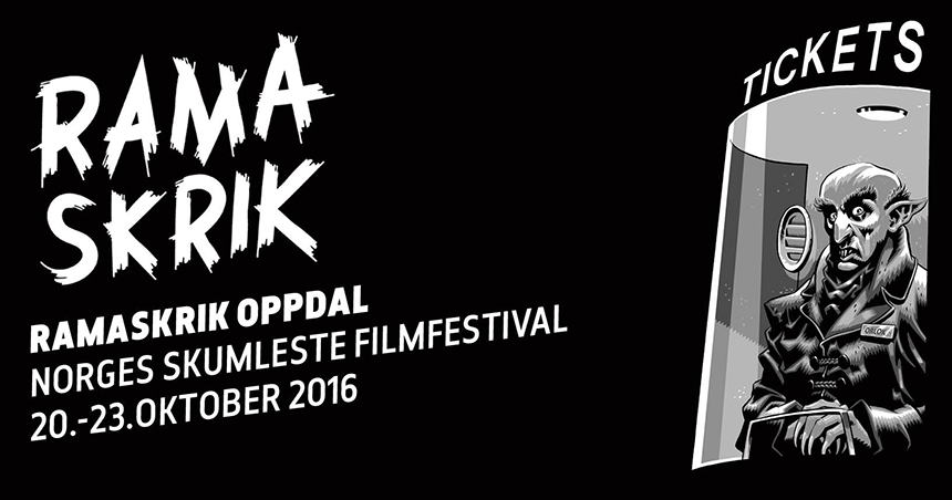 Ramaskrik Oppdal Film Festival: Horror Hits The Mountains of Norway