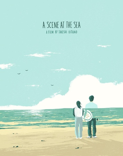 Now on Blu-ray: Takeshi Kitano's A SCENE AT THE SEA Remains A Minor Masterpiece