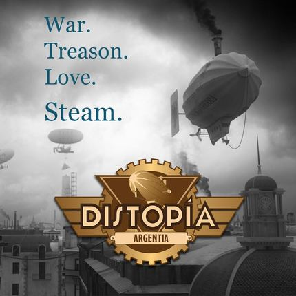 "Trailer for ""Distopia: Argentia"" latin american Steampunk webseries, is released!"