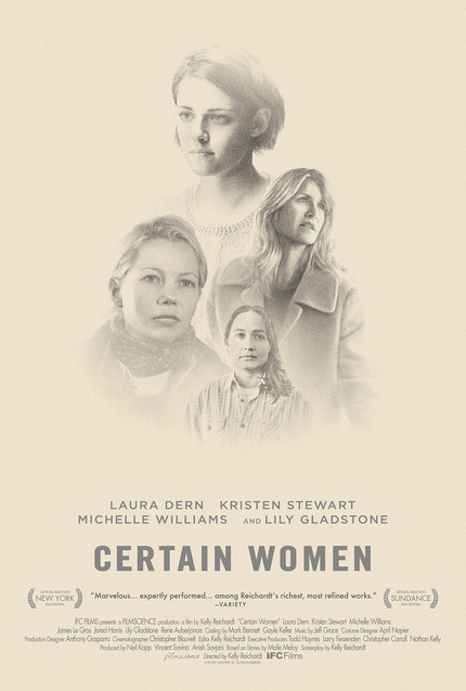 New York 2016 Review: With CERTAIN WOMEN, Kelly Reichardt's Back in Form