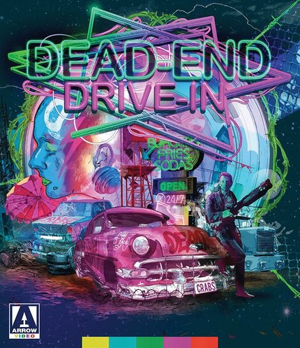 Blu-ray Review: DEAD END DRIVE-IN, Punks, Classic Cars and Explosions From Brian Trenchard-Smith