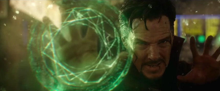 Review: DOCTOR STRANGE Brings Psychic Psychedelic Action