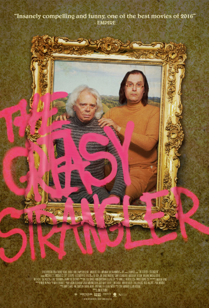 Review: THE GREASY STRANGLER, Weird, Disgusting and Very Funny