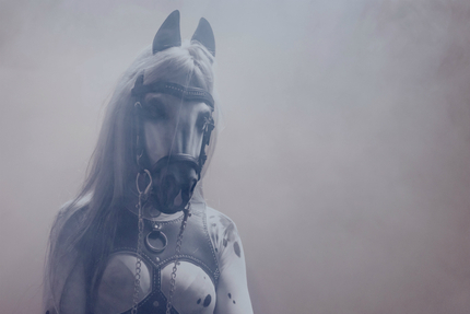 L'Etrange 2016: Julia Ostertag Talks Fetish, Fantasy and Human Horse-play in DARK CIRCUS