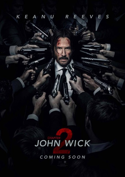 New York Comic Con 2016: The First JOHN WICK CHAPTER TWO Trailer Kills Them All!