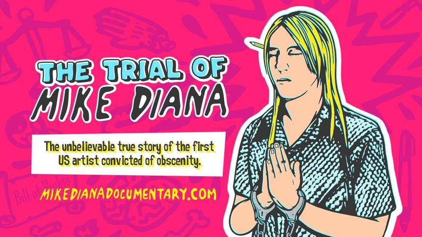 Crowdfund This! Frank Henenlotter's THE TRIAL OF MIKE DIANA Needs Your Help