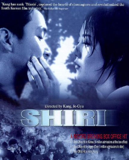 Classic movie review: Shiri, a South Korean action movie from 1998