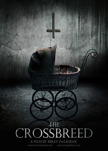 "Teaser poster of ""The Crossbreed"" has been released!"