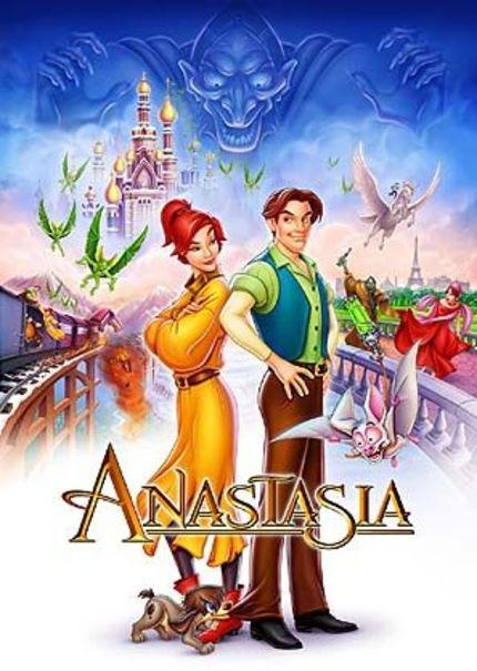 Classic Animated Movie Review Anastasia A Classic