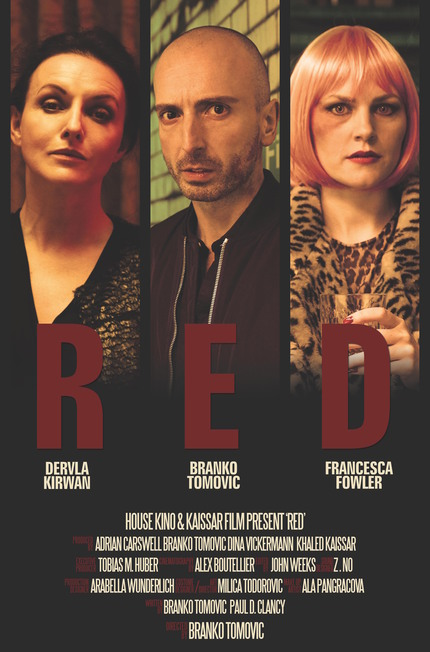 Watch an exclusive clip from thriller RED - the directing debut of Branko Tomovic