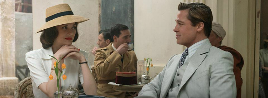 Review: ALLIED, In the Territory Between Tribute and Parody