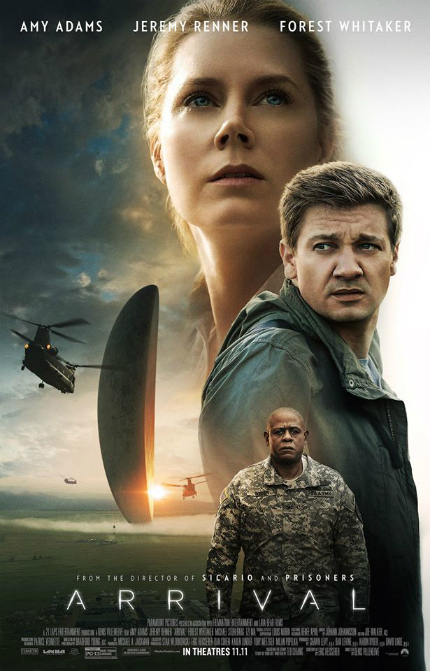 Review: ARRIVAL Tackles Big Ideas With Pure Elegance