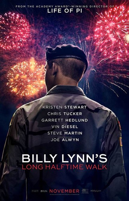 Review: BILLY LYNN'S LONG HALFTIME WALK Goes Nowhere