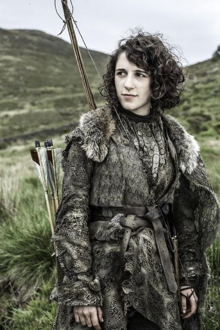 "Interview: A New Mother of Dragons? GAME OF THRONES' Ellie Kendrick On Fan Theories and ""The Door"""