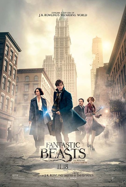 Interview: FANTASTIC BEASTS AND WHERE TO FIND THEM NY Press with Eddie Redmayne, Ezra Miller, Director David Yates and More